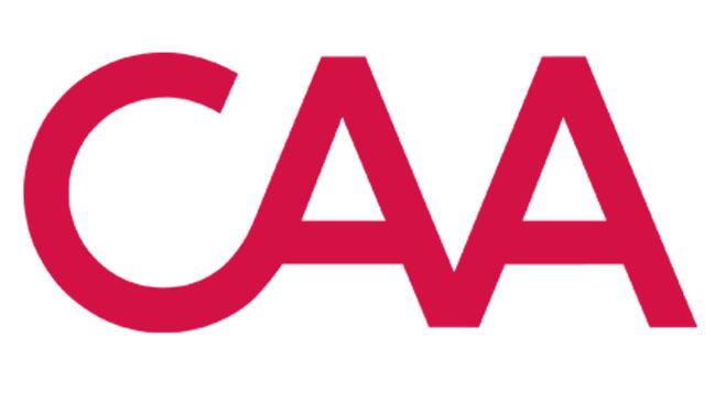 Caa Logo Red - H 2012