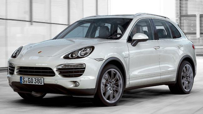 FAMILY CAR THROWDOWN: Porsche Cayenne