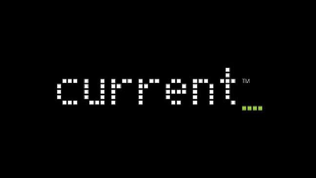 Current TV Logo - H 2012
