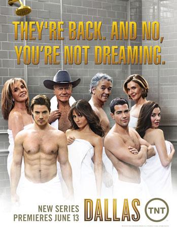 Dallas Shower Teaser - P 2012