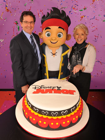 Disney Junior Cake - P 2012
