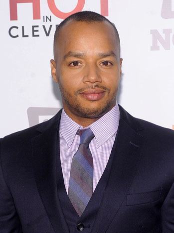 Donald Faison Headshot - P 2012