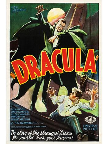 Dracula Cover Art - P 2012