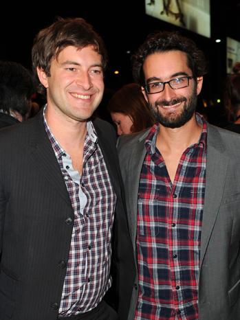 Mark and Jay Duplass - P 2011