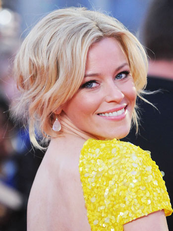 Elizabeth Banks Hunger Games Premiere UK - P 2012