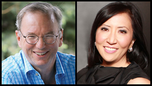 2012-11 REP Google Eric Schmidt Janice Min REVISED H