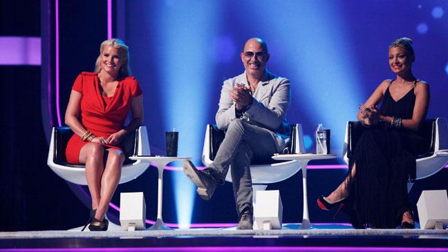 Fashion Star Judges - H 2012