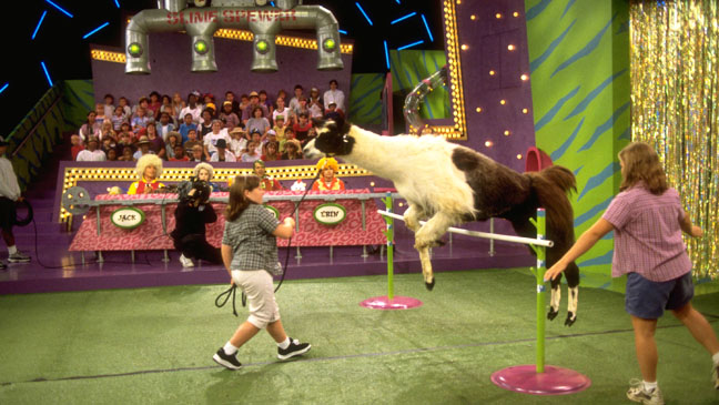Figure it Out Goat - H 2012