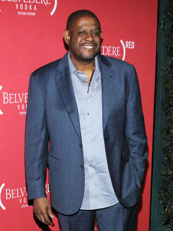 Forest Whitaker RED Pre-Grammy Party - P 2012