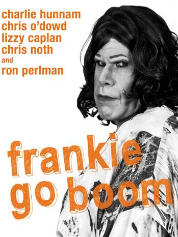 Frankie Go Boom Poster - P 2012