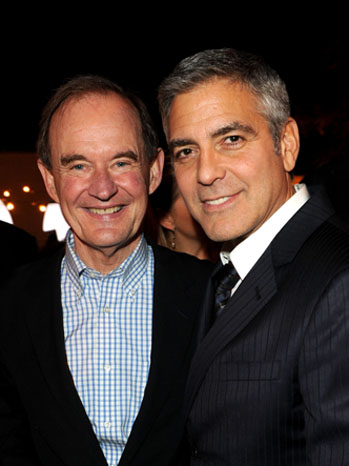 George Clooney and David Boies prop 8 play