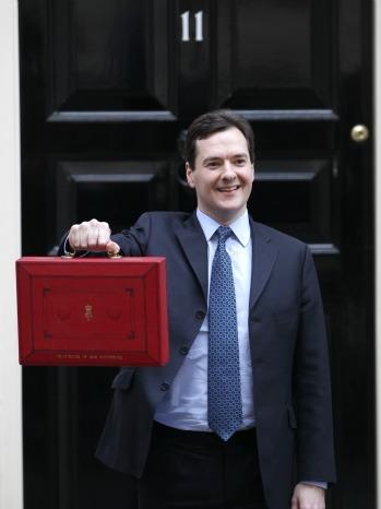 George Osborne - P 2012