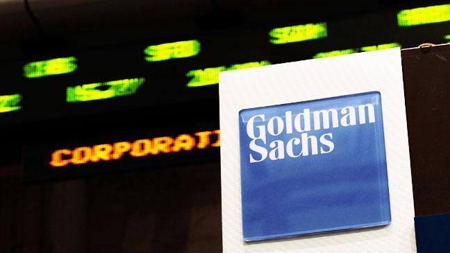 Goldman Sachs Generic Image - H 2012