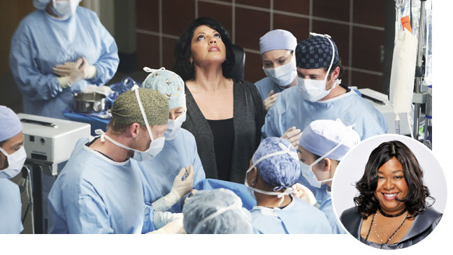 Grey's Anatomy Song Beneath the Song Shonda Rhimes Inset - H 2012