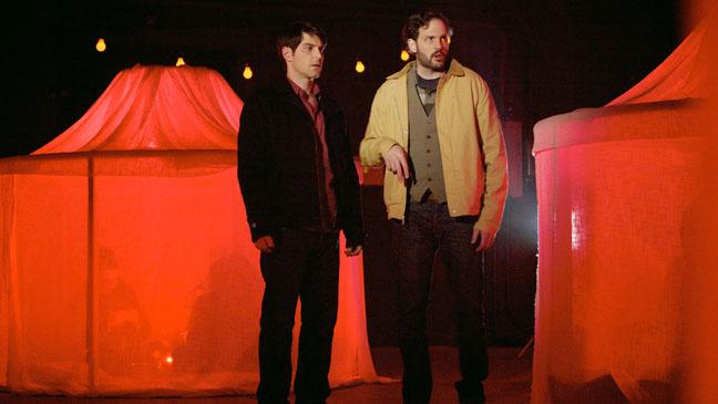Grimm David Giuntoli Silas Weir Mitchell - H 2012