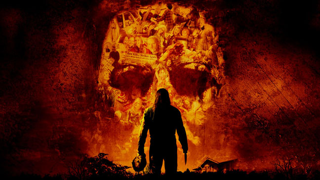Rob Zombie Halloween Poster - H 2012