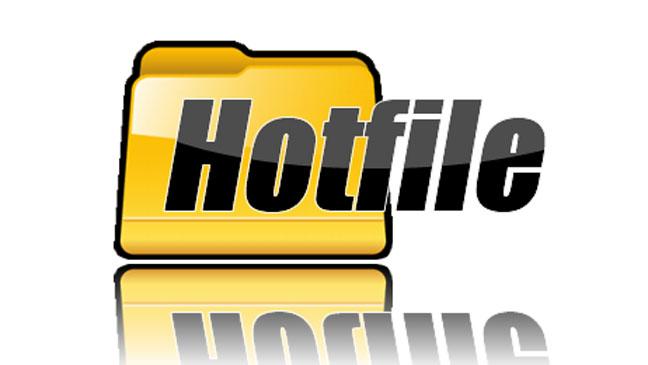 Hotfile logo - H 2012