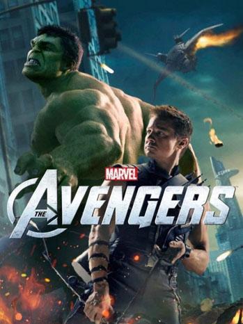 Mark Ruffalo as Hulk, Jeremy Renner as Hawkeye