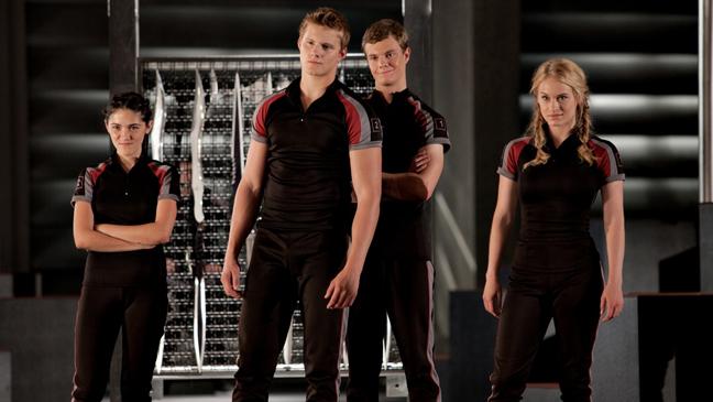 Hunger Games film still - marvel - Jack Quaid