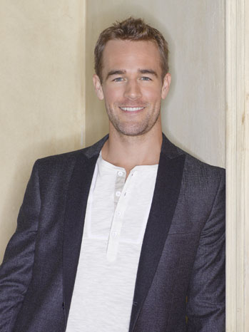 James Van Der Beek Don't Trust the B - P 2012
