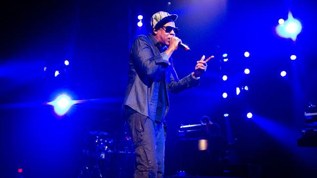 SXSW Jay Z Perfromance - H 2012