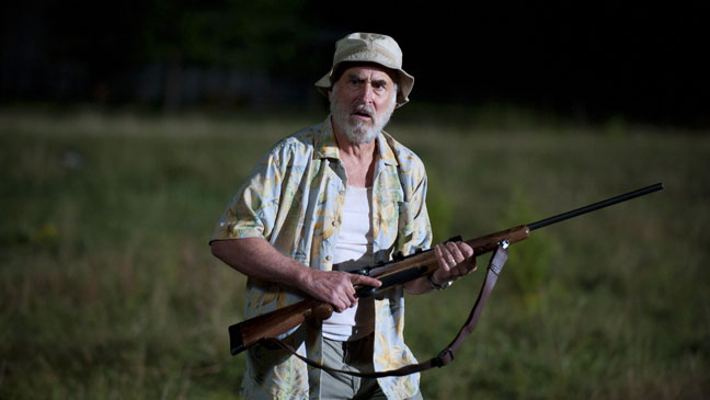Walking Dead EP 211 Jeffrey DeMunn - H 2012