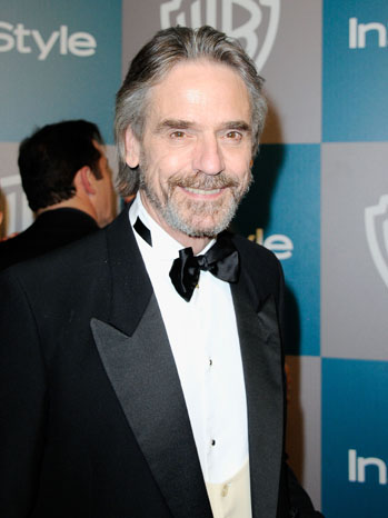 Jeremy Irons Oscars Party - P 2012