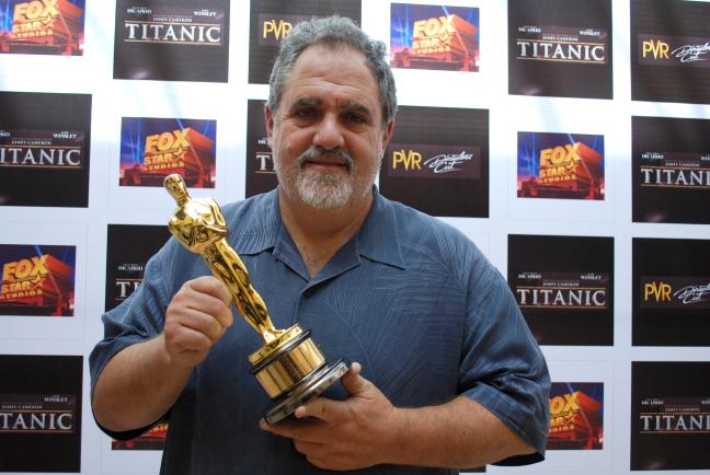 Jon Landau in India