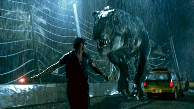 Jurassic Park Film Still - H 2012