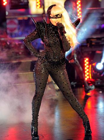 Lady Gaga Athletic - P 2012