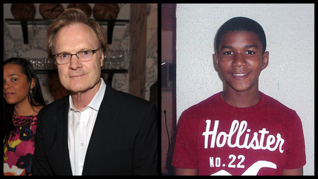 Lawrence O'Donnell Trayvon Martin - H 2012