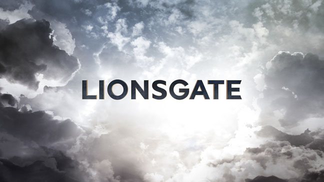 Lionsgate Official Logo - H 2012