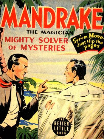 Mandrake The Magician Comic - P 2012