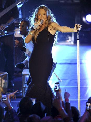 Mariah Carey Performance- P 2012
