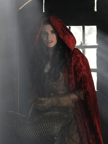 Meghan Ory Once Upon a Time 2012
