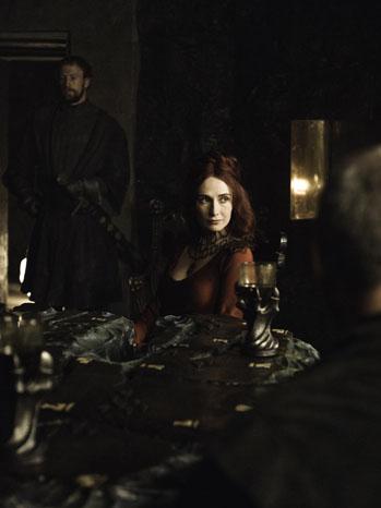 Game of Thrones Melisandre Carice van Houten - P 2012