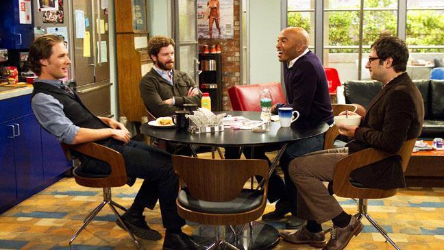 Men at Work TBS Episodic - H 2012