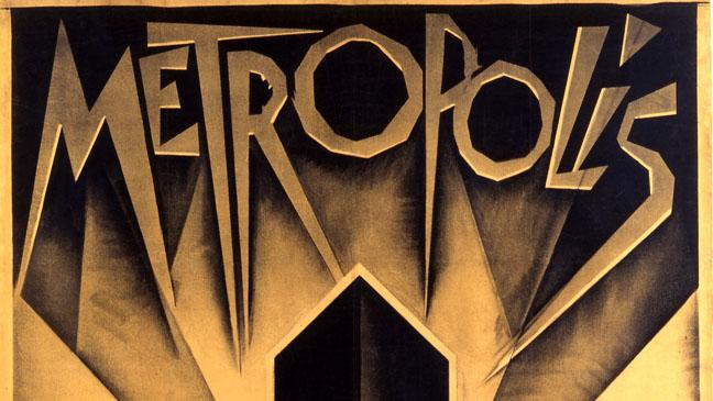 Metropolis Title Image - H 2012