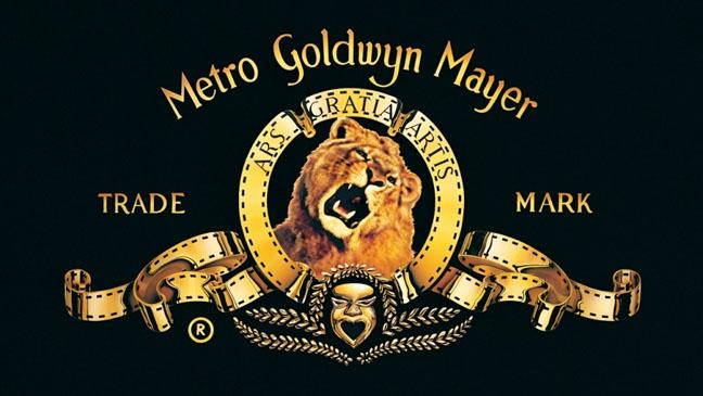 MGM Logo - H 2012