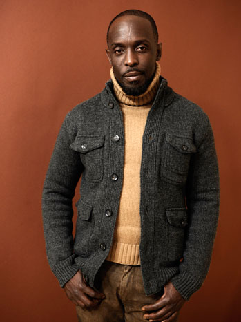 Michael Kenneth Williams - P 2012