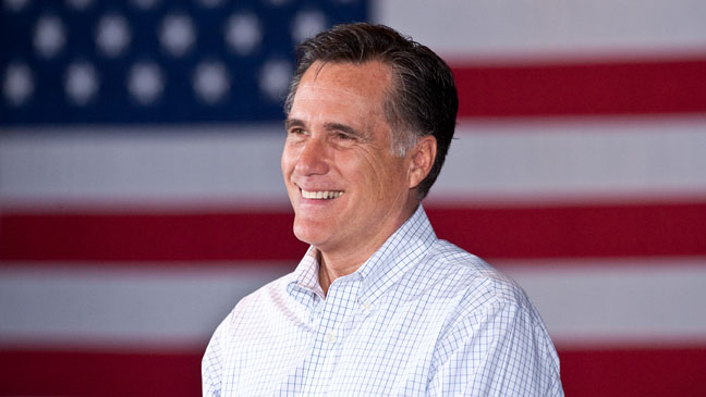 Mitt Romney Baltimore Maryland - H 2012