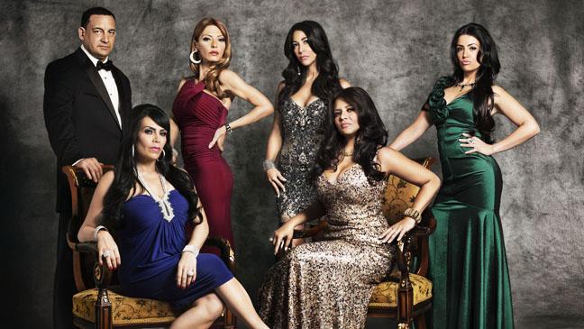 Mob Wives Cast PR Image - H 2012