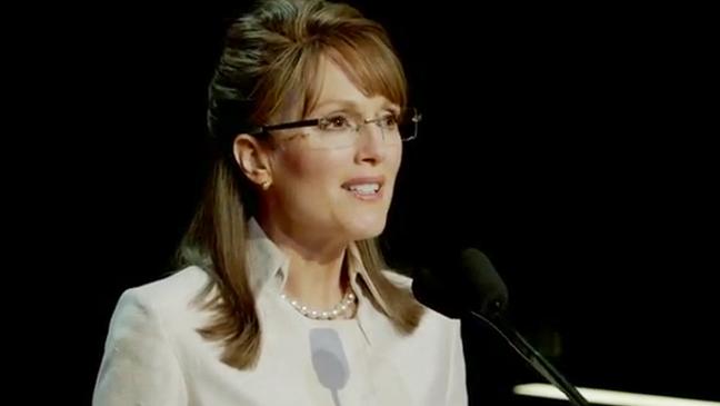Sarah Palin versus Julianne Moore