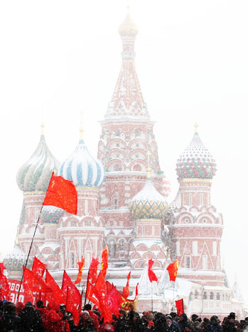 Moscow Red Square - P 2012
