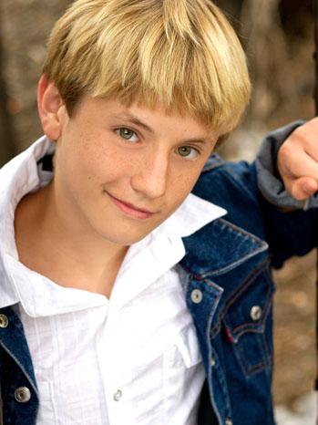 Nathan Gamble Headshot - P 2012