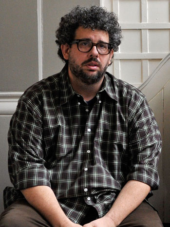 Neil LaBute 'In a Forest, Dark and Deep' Launch - P 2012