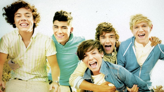 One Direction P 2012