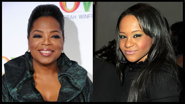 Oprah Winfrey Bobbi Christina Brown - H 2012