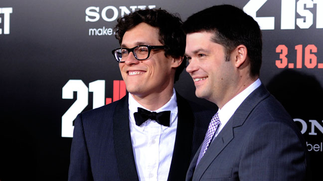 Phil Lord Chris Miller 21 Jump Street Carpet - H 2012