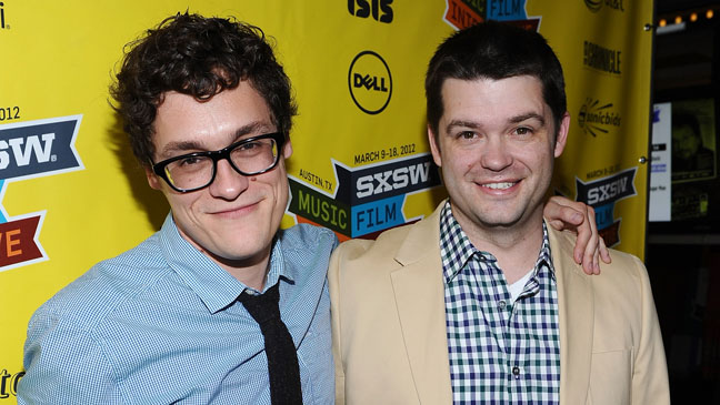 Phil Lord Chris Miller 21 Jump Street SXSW Premiere - H 2012
